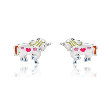 Magic Unicorn Children's Studs