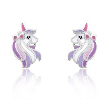 Candy Unicorn Children's Studs