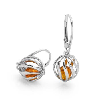 Amber Soul Earrings