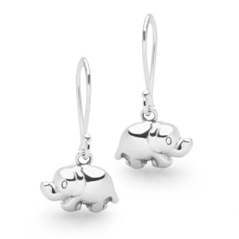 Elephant Family Earrings