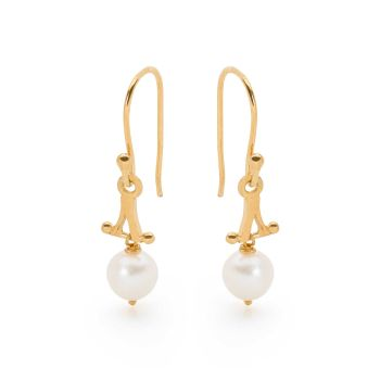 Pearl Zen Earrings