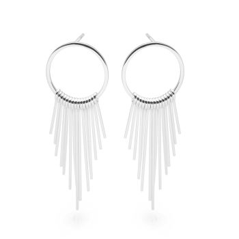 Moonlit Falls Earrings