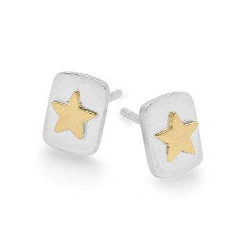 Golden Star Studs