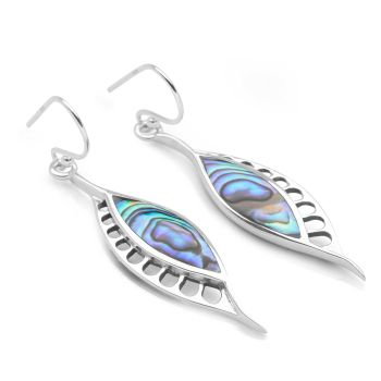 Abalone Wing Earrings