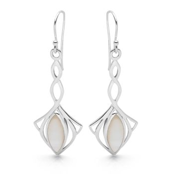 Shimmering Aura Earrings