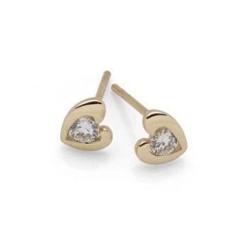 Enchantment Studs (9ct Gold)