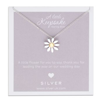Flower Girl Pendant