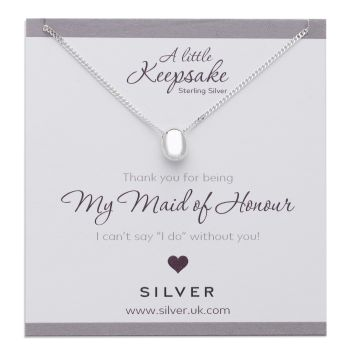 Maid of Honour Pendant