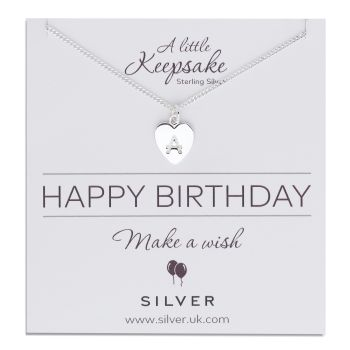Birthday Initial