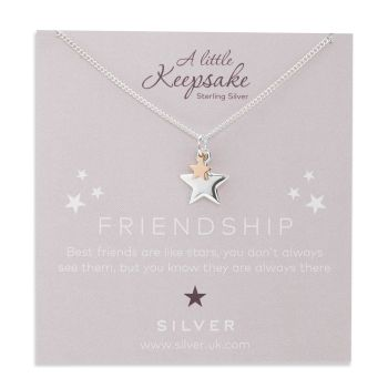 My Little Star Keepsake