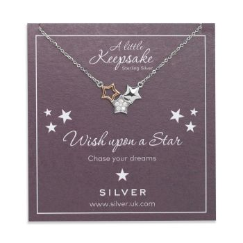 Wish Upon a Star Keepsake