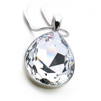 Diamond Tears Pendant