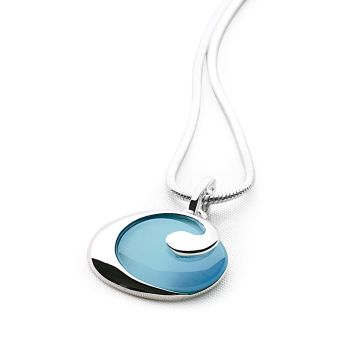 Deep Blue Sea Pendant