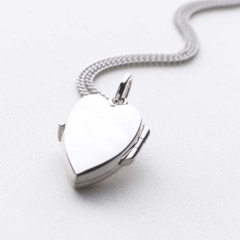Tender Heart Locket