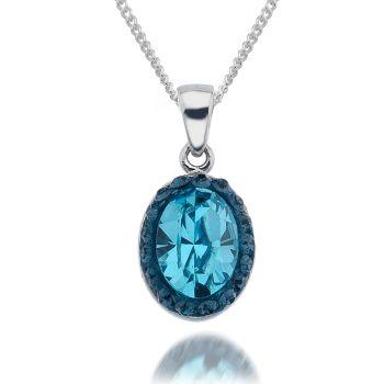 Duchessa Pendant (Blue)