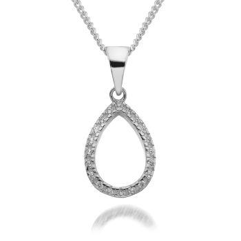 Diamante Sparkle Pendant