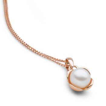 Pearl Bloom Pendant