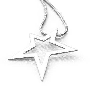 Stargazer Pendant