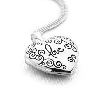 A Mother's Love Locket
