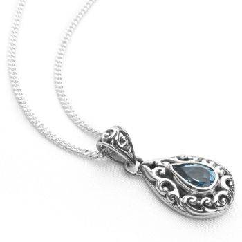 Blue Note Pendant