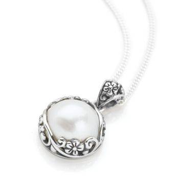 Enchanted Pearl Pendant