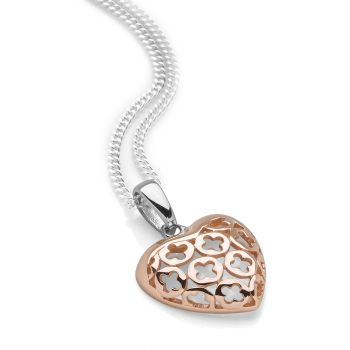 Heart of Morocco Pendant