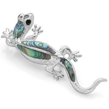 Luxe Lizard Pendant/Brooch