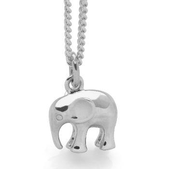 Sweet Elephant Pendant