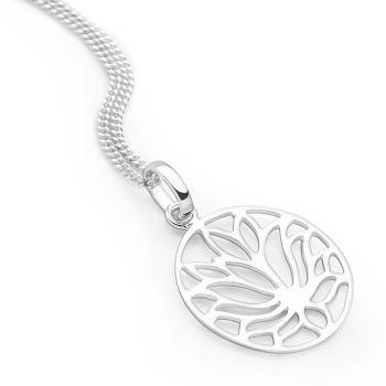Lotus Aura Pendant