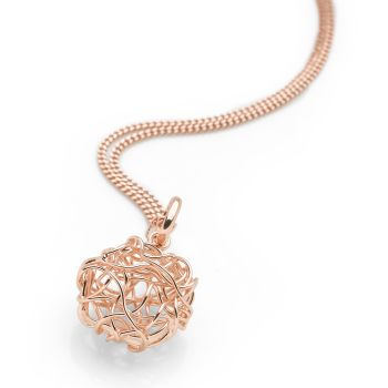 I-Lite Pendant (Rose Gold)