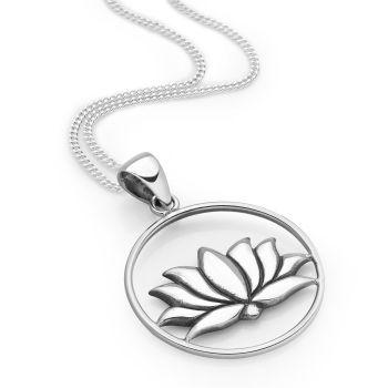 Lotus Spirit Pendant