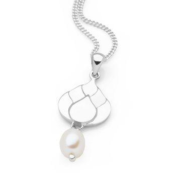 Pearl Aura Pendant