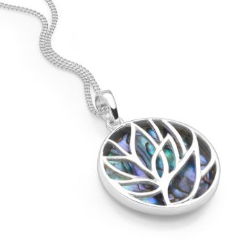 River Lotus Pendant