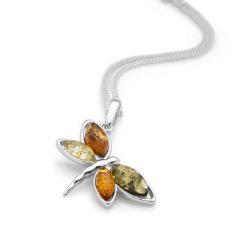 Desert Dragonfly Pendant