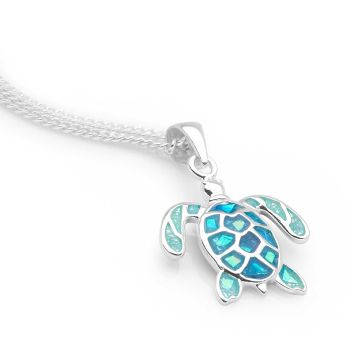Paradise Ocean Pendant (Turtle)