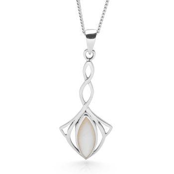Shimmering Aura Pendant