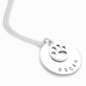 Personalised Pet Pendant