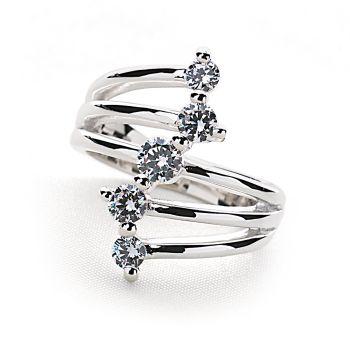 Five Stars Ring