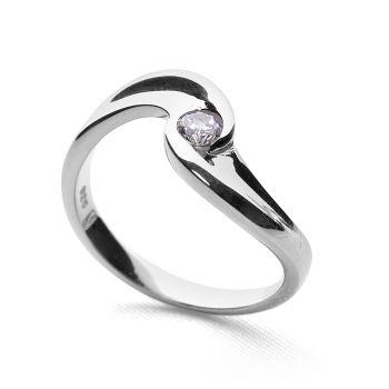 White Star Ring