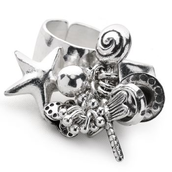 South Island Charm Ring