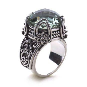Artisan-Crafted Ring