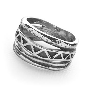 River Tribe Ring