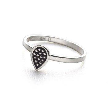 Flame Dot Ring