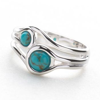 Secret Lagoon Ring