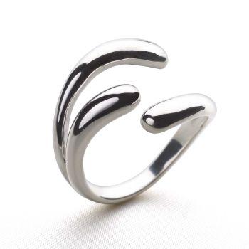 Trinity Wrap Ring