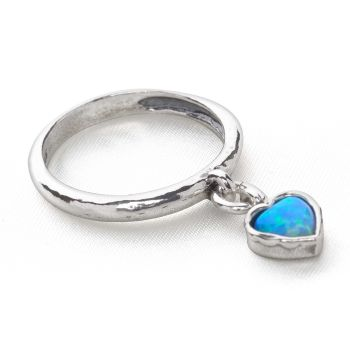 Heart Swings Ring