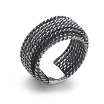 Rope Walk Ring