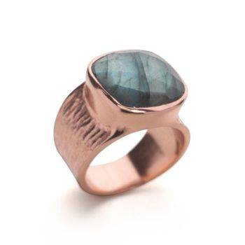 Riga Ring (Rose Gold)