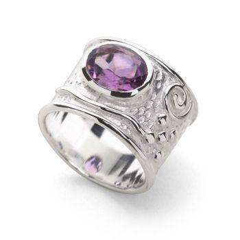 Divine Ring (Amethyst)