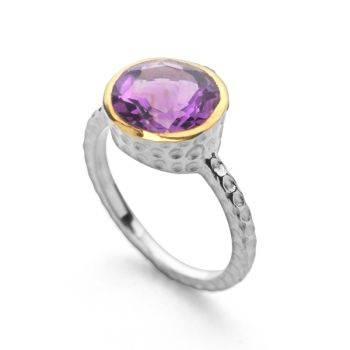 Amethyst Desire Ring